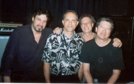 Adrian Peritore, Marty Jourard, Brian Glascock, Michael Goodroe
